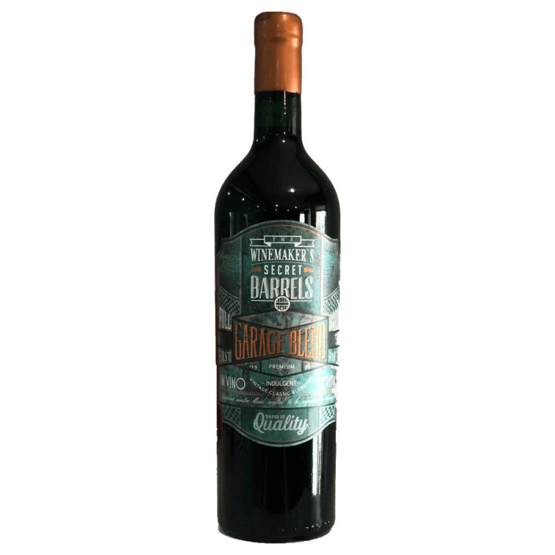 Vinho Winemakers Secret Barrels Garage Blend 1000ml