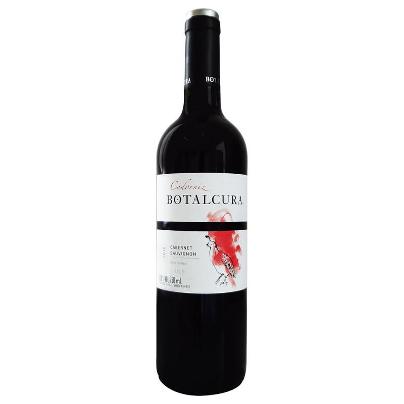 Vinho Botalcura Codorniz Cabernet Sauvignon