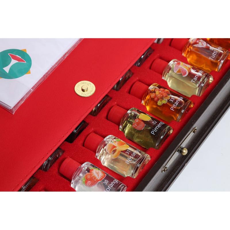 Kit de Aromas Papillon 36 Aromas para Treinar o Olfato - Foto 06