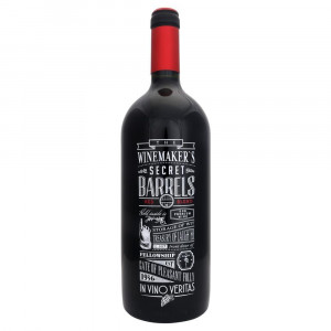 Vinho Winemakers Secret Barrels Tinto 1000ml