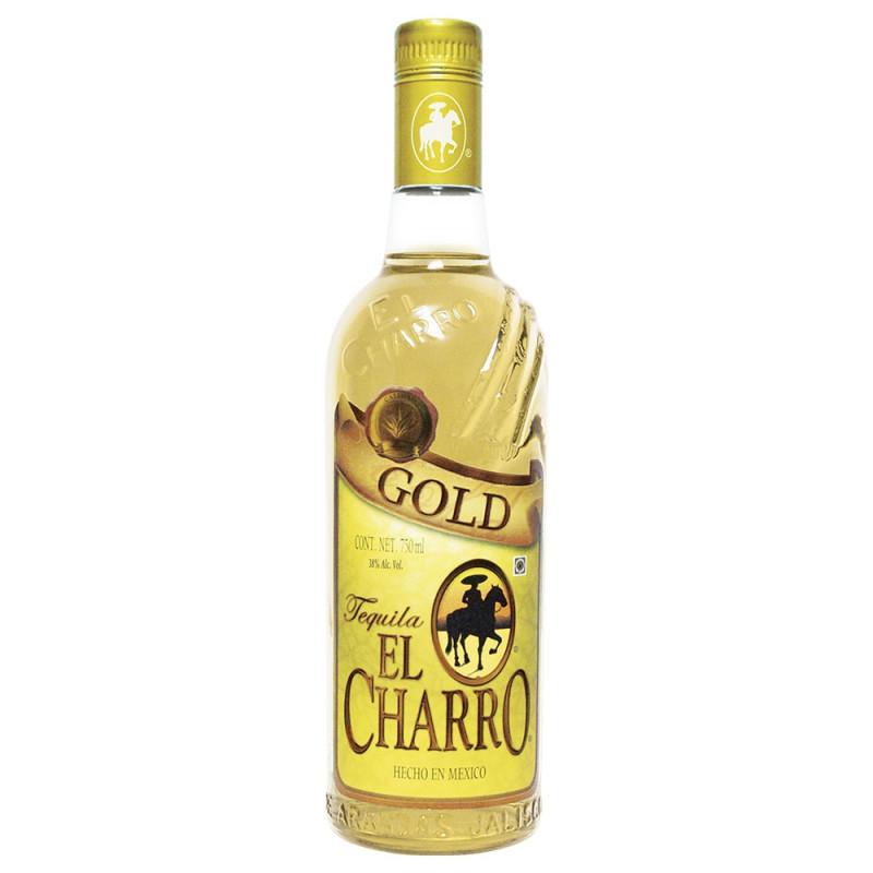 Tequila El Charro Gold