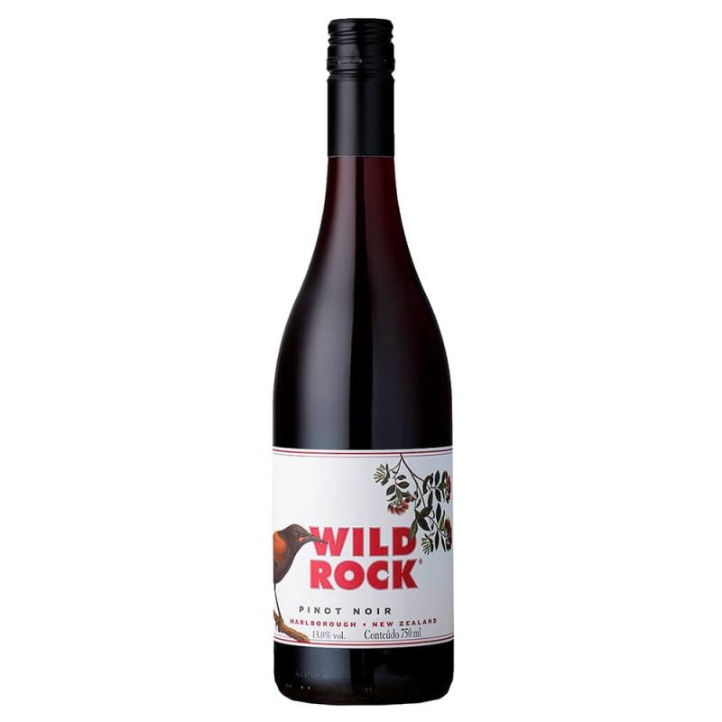 Vinho Wild Rock Pinot Noir