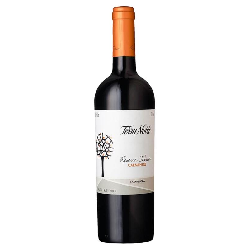 Vinho Terranoble Rerserva Terroir Carmenere