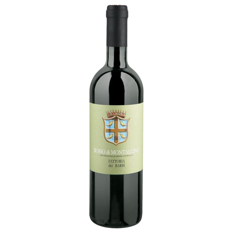 Vinho Barbi Rosso Di Montalcino DOC