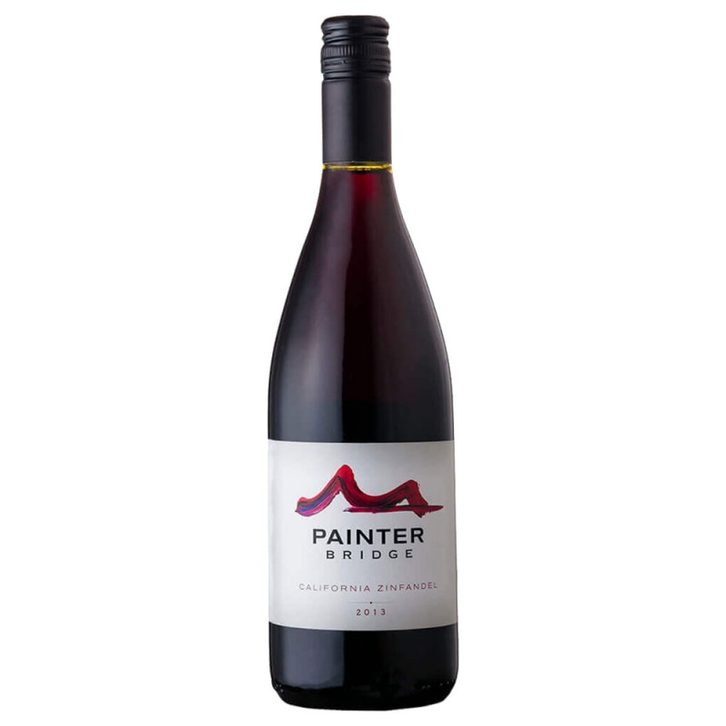 Vinho J Lohr Painter Bridge Zinfandel