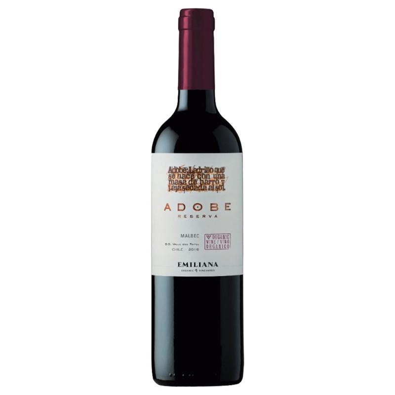 Vinho Adobe Reserva Malbec