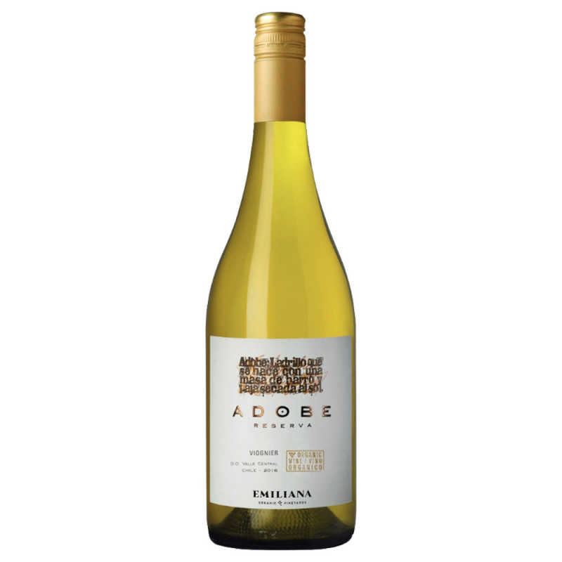 Vinho Adobe Reserva Viognier