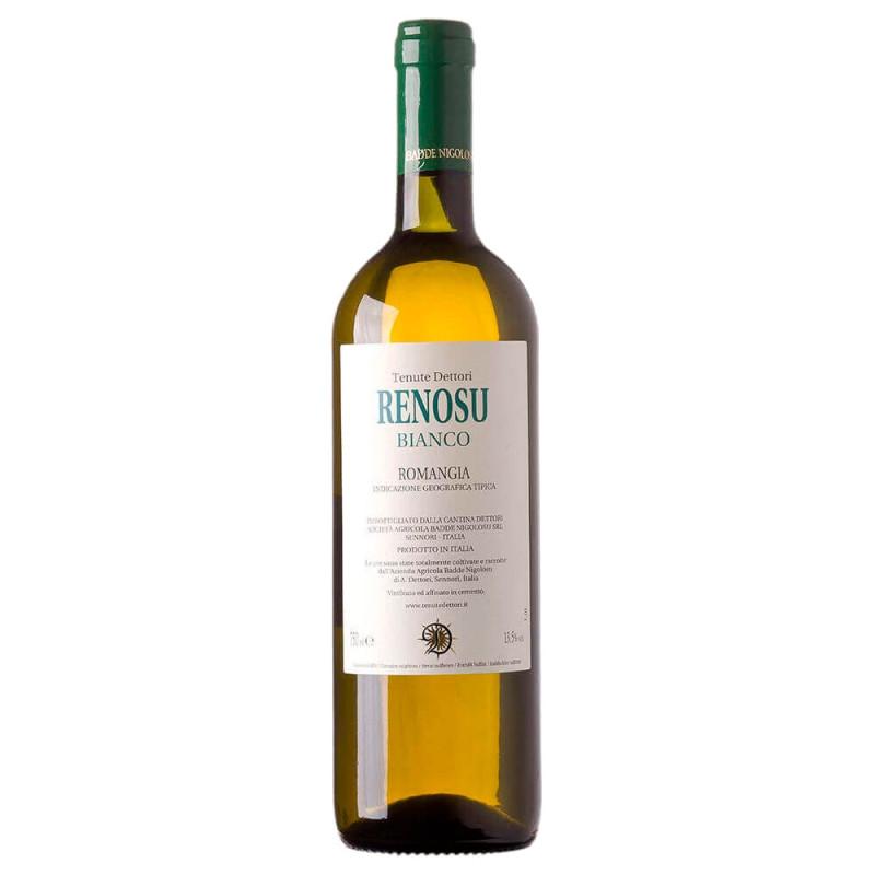 Vinho Dettori Renosu Bianco Romangia IGT
