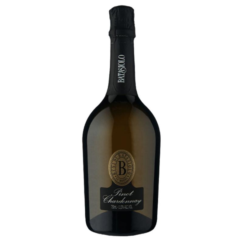 Espumante Batasiolo Pinot Chardonnay Extra Brut