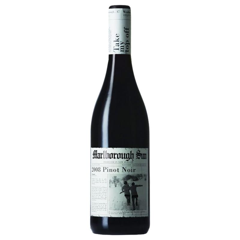 Vinho Marlborough Sun Pinot Noir