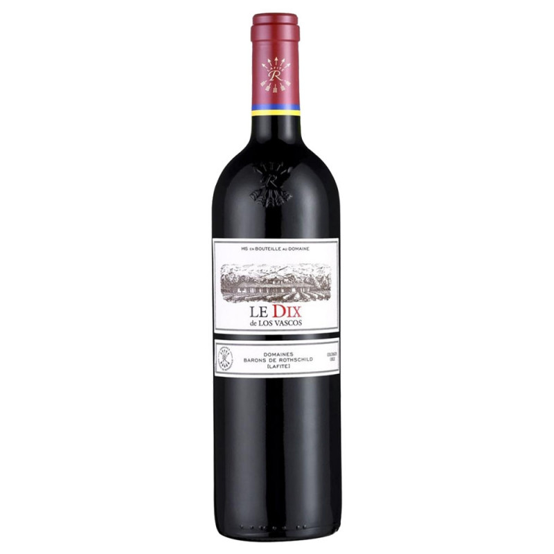 Vinho Los Vascos Le Dix