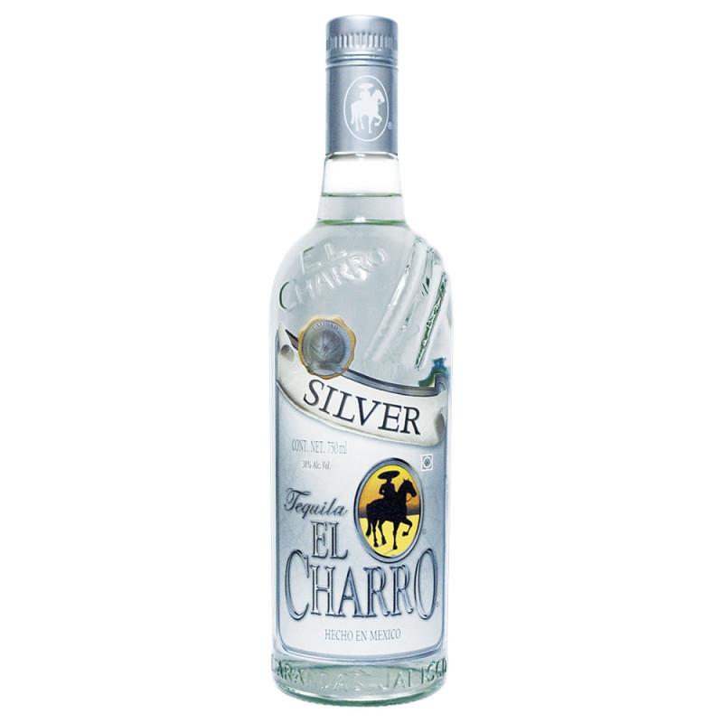 Tequila El Charro Silver