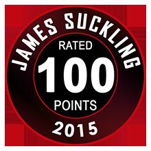 James Suckling 100 Pontos