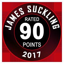 James Suckling 90 Pontos