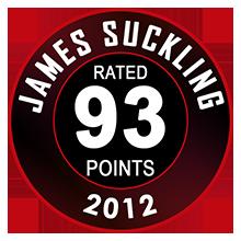 James Suckling 93 Pontos