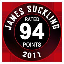 James Suckling 94 Pontos