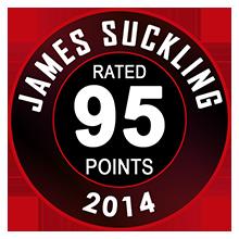 James Suckling 95 Pontos
