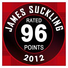 James Suckling 96 Pontos