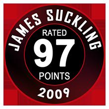 James Suckling 97 Pontos