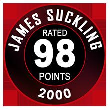 James Suckling 98 Pontos