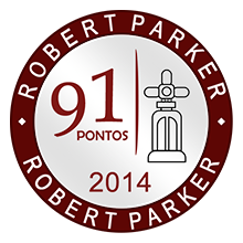 Robert Parker 91 Pontos