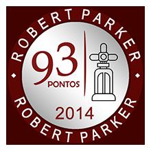 Robert Parker 93 Pontos