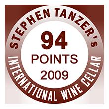 Stephen Tanzer's 94 pontos