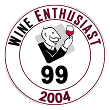 Wine Enthusiast 99 pontos
