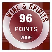Wine & Spirits 96 pontos