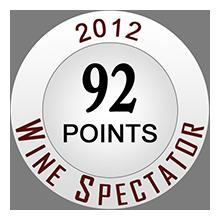 Wine Spectator 92 pontos