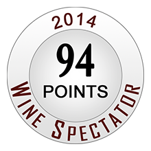 Wine Spectator 94 pontos